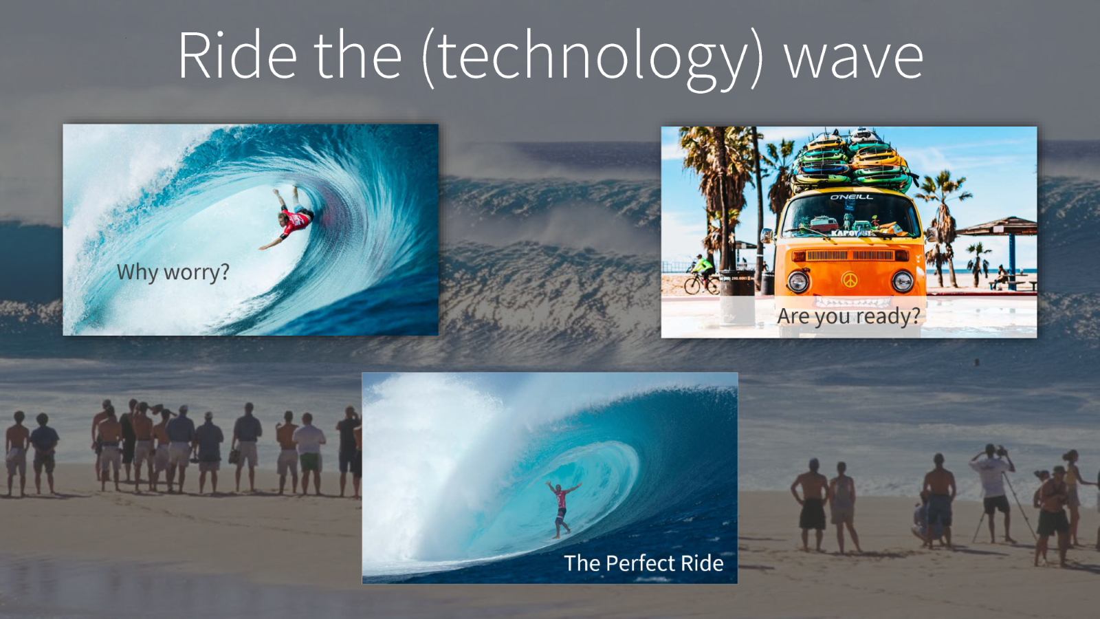 Fin365 - Ride the technology wave